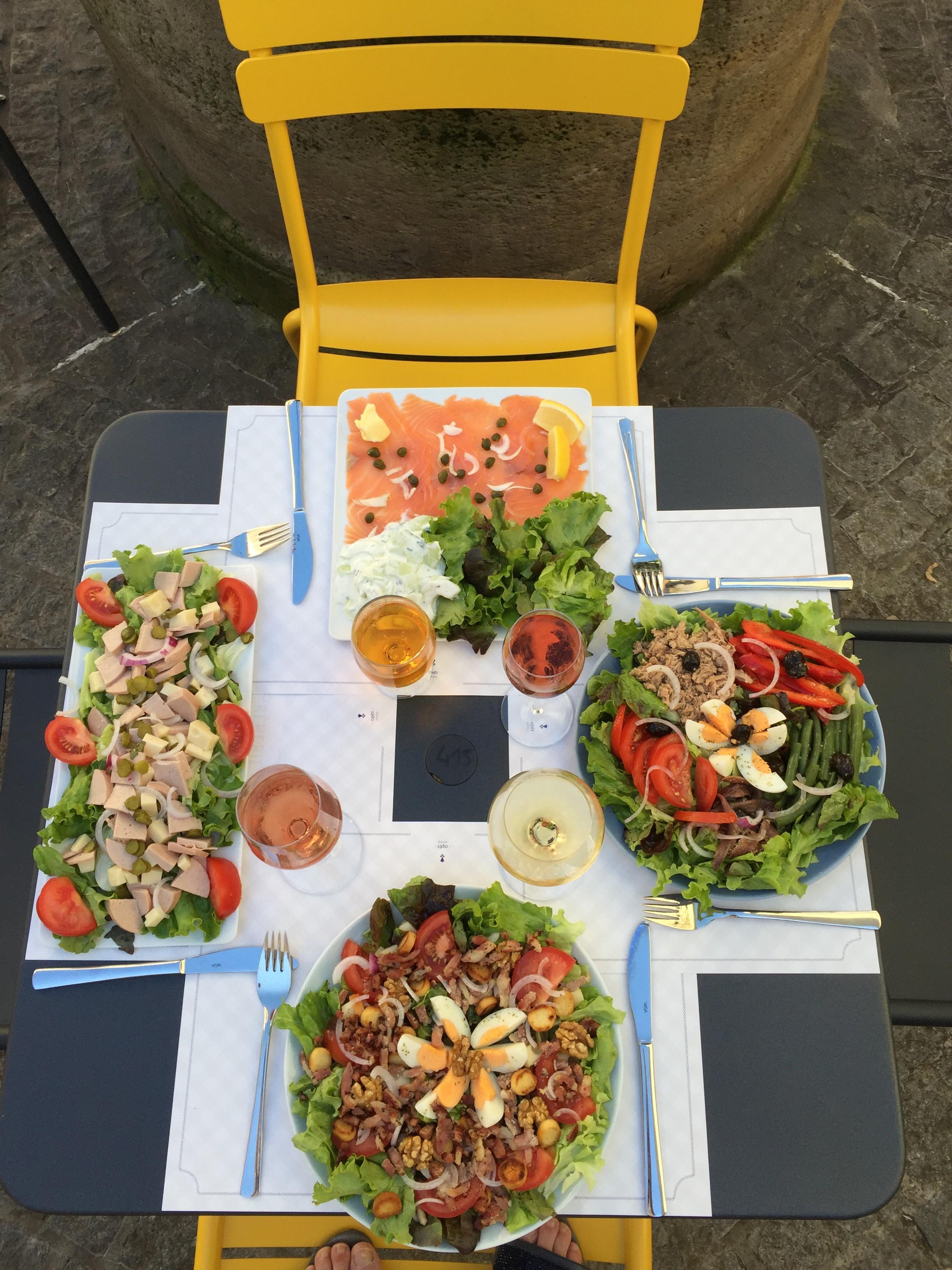 Crampous Mad Mulhouse les salades de l'été