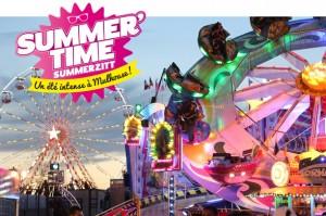 Foire Kermesse Summer Time Mulhouse 2016